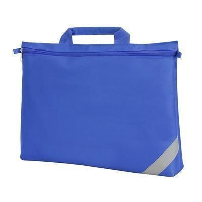Picture of OXFORD BOOKBAG in Royal