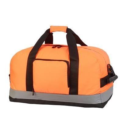 Picture of SEATTLE WORKWEAR BAG HOLDALL in Hi-vis Orange