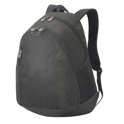 Picture of FREIBURG LAPTOP BACKPACK RUCKSACK in Black