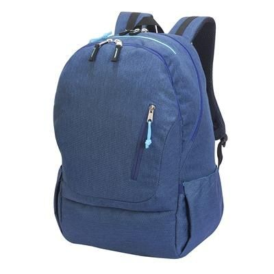 Picture of COLOGNE ABSOLUTE LAPTOP BACKPACK RUCKSACK in Denim Mélange