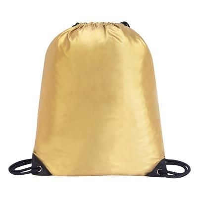Picture of STAFFORD DRAWSTRING TOTE BACKPACK RUCKSACK in Gold