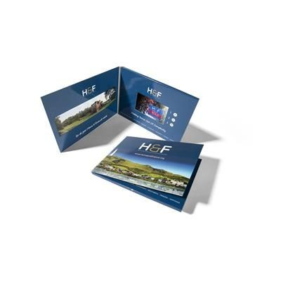 Picture of A5 VIDEO BROCHURE