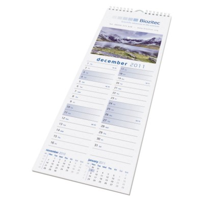 Picture of SMART-CALENDAR - MIDI WALL CALENDAR
