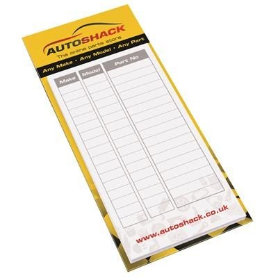 Picture of MAGNA-POD LIST NOTE PAD