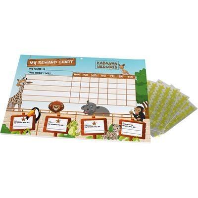 Picture of SMART PAD A4 REWARD CHART