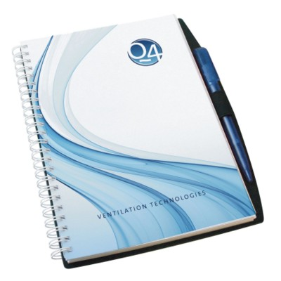 Picture of WIRO-SMART DELUXE A5 NOTE PAD