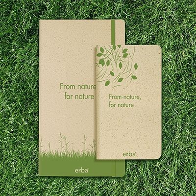 Picture of ECO-FRIENDLY NOTE BOOK DIARY