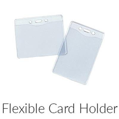 Picture of FLEXIBLE VINYL CARD HOLDER