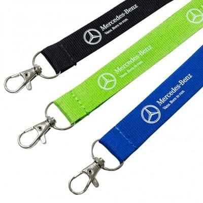Picture of FLAT POLY LANYARD