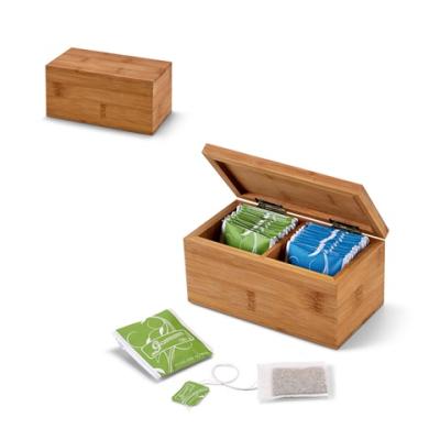 Picture of BURDOCK BAMBOO TEA BOX