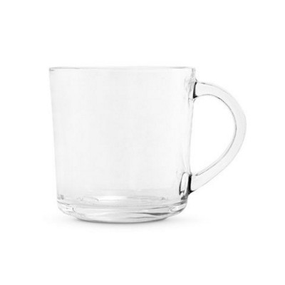 Picture of SOFFY GLASS MUG 280 ML