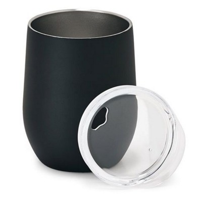 Picture of HYGGE DOUBLE-WALLED STAINLESS STEEL METAL TRAVEL CUP