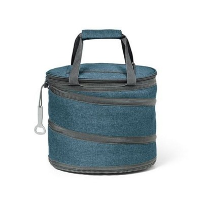 Picture of COAST DOUBLE-ZIPPERED 600D COOL BAG
