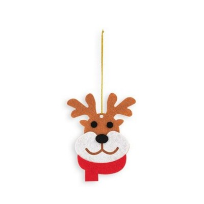 Picture of DEER CHRISTMAS ORNAMENT