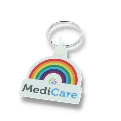 Picture of RAINBOW KEYRING