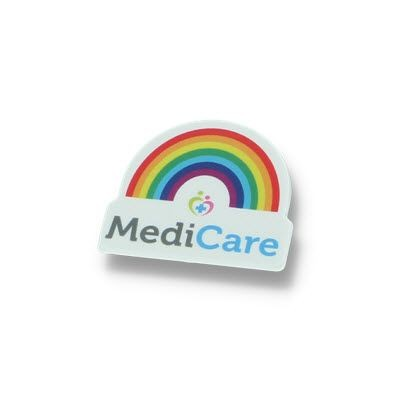 Picture of RAINBOW BADGE