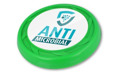ANTIMICROBIAL FRISBEE