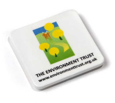 Picture of RECYCLED 45MM SQUARE FRIDGE MAGNET