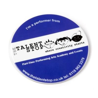 Picture of RECYCLED 75MM PIN BADGE