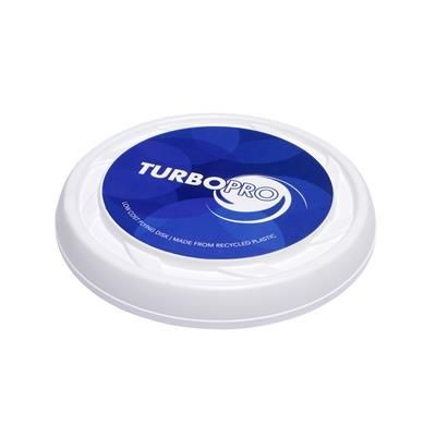 Picture of RECYCLED TURBO PRO FLYING ROUND DISC OR FRISBEE