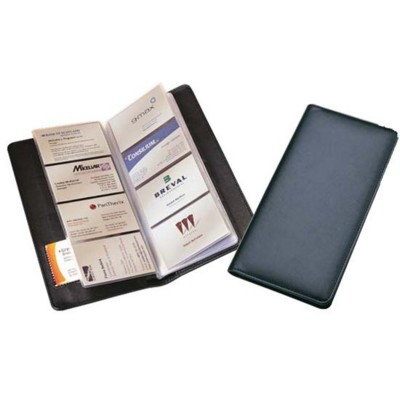 Picture of COLLINS BUSINESS CARD WALLET in Black