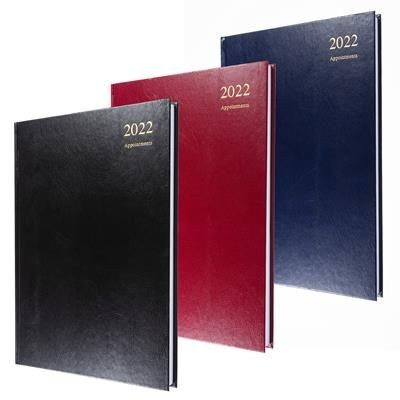 Picture of COLLINS ESSENTIAL A4 DAY PAGE APPOINTMENT DIARY