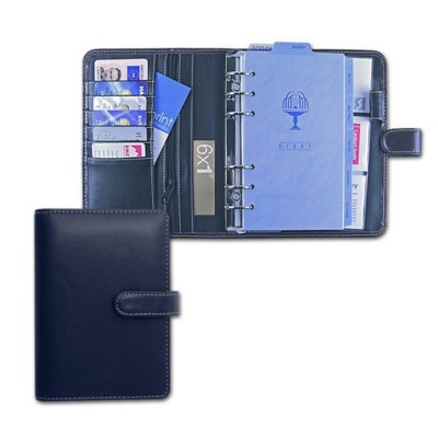 Picture of COLLINS DOMANI PERSONAL ORGANIZER in Navy Blue