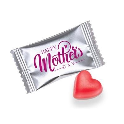 Picture of MOTHER'S DAY HARIBO JELLY HEART SWEETS