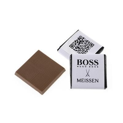Picture of NEAPOLITAN CHOCOLATES SINGLE COLOUR - PERSONALISED
