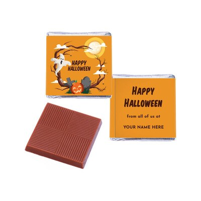 Picture of HALLOWEEN NEAPOLITAN CHOCOLATE FULL COLOUR