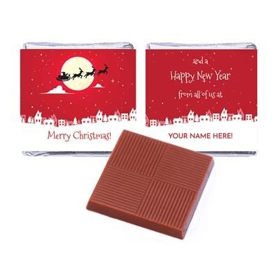 Picture of CHRISTMAS NEAPOLITAN CHOCOLATE