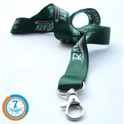 Picture of EXPRESS DYE SUBLIMATED LANYARD