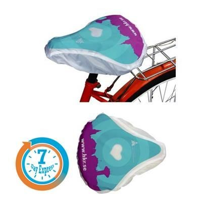 Picture of EXPRESS POLYESTER BICYCLE SEAT COVER