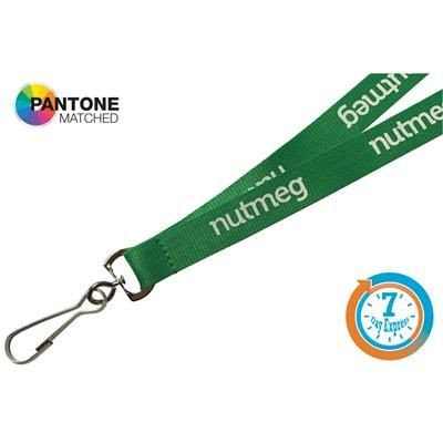 Picture of EXPRESS FLAT POLYESTER LANYARD
