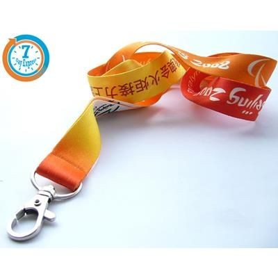 Picture of EXPRESS DYE SUBLIMATED LANYARD with Safety Break
