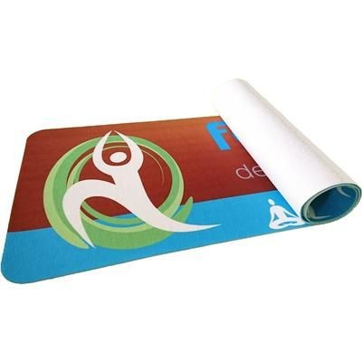 Picture of FULL COLOUR YOGA MAT