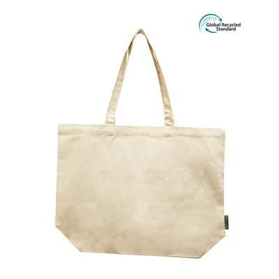 Picture of BUKINI 10OZ 310GSM ORGANIC CANVAS BAG with Bottom Gusset