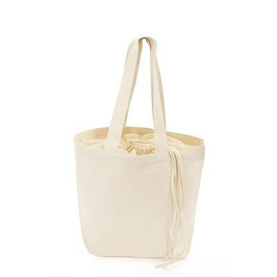 Picture of MBUZI 10OZ 310GSM CANVAS BAG with Webbing Handle