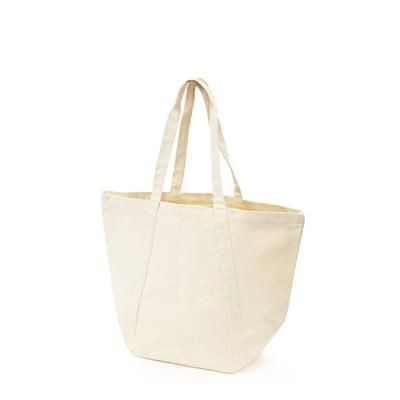 Picture of POMBOO 16OZ 510GSM CANVAS BAG with Zipper Closure