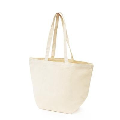 Picture of SOKWE 10OZ 310GSM CANVAS BAG with Zipper Closure