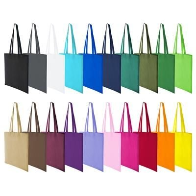Picture of KANU COLOUR PREMIUM COTTON BAG with Long Handles