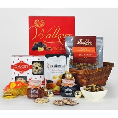 Picture of CHRISTMAS MISTLETOE HAMPER