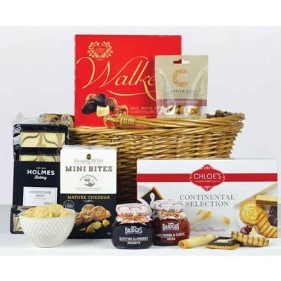 Picture of GIFT BASKET TREAT