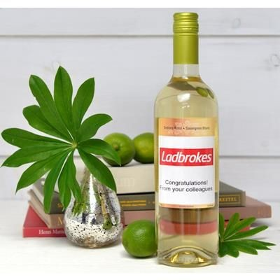 Picture of BRANDED OWN LABEL WHITE WINE - SENORA ROSA SAUVIGNON BLANC