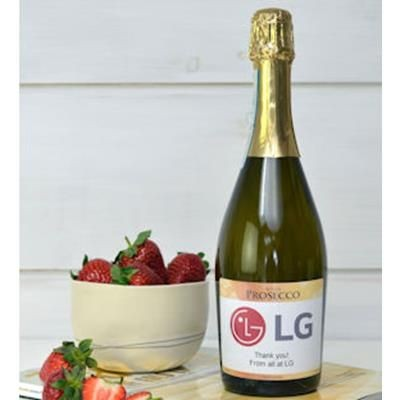 Picture of PERSONALISED BOTTLE OF PROSECCO