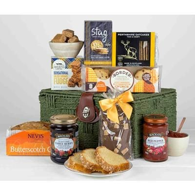 Picture of THE SCOTTISH GIFT BASKET