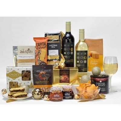 Picture of SEASONS GREETINGS GIFT BOX