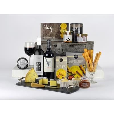 Picture of CHEESE LOVERS CHOICE HAMPER