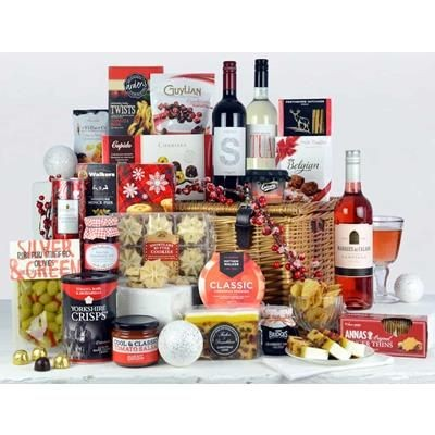 Picture of TASTE OF CHRISTMAS BASKET