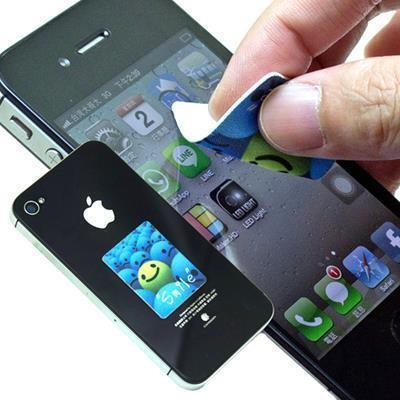 Picture of MOBILE PHONE STICKY SCREEN CLEANER in Full Colour